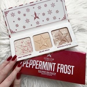 Jeffree Star Peppermint Frost Highlighter (NEW)
